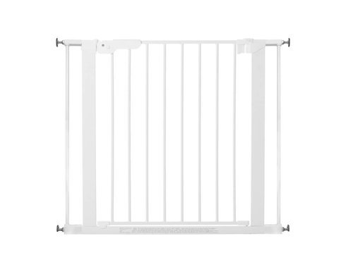 Baby Dan - Premier Safety Gate  + 2 extensions, white