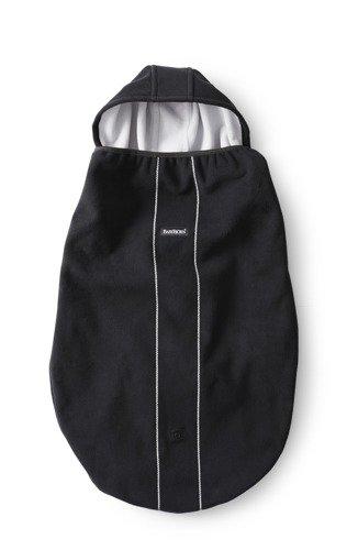 BABYBJORN - przykrycie do nosidełka, czarny