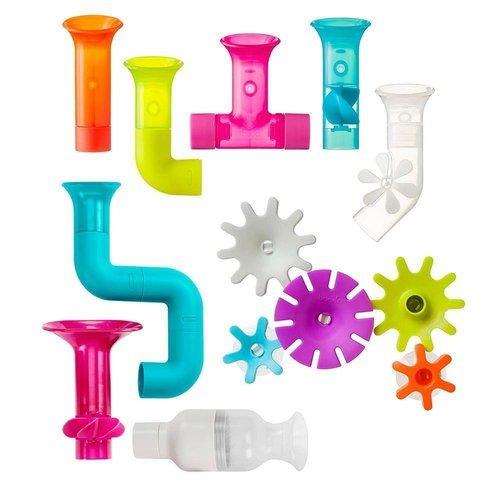 Boon - Zestaw zabawek do wody Pipes Cogs Tubes