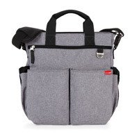 Skip Hop - Torba Duo Signature Heather Grey