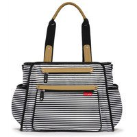 Skip Hop - Torba Grand Central Black Stripe