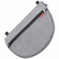 Skip Hop - Torba boczna Saddle Bag  Heather Grey