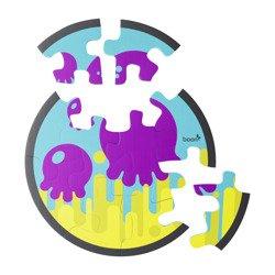 Boon - Piankowe puzzle do kąpieli Ośmiornica