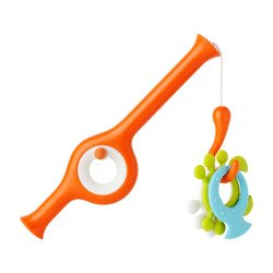 Boon - Zabawka do kąpieli wędka