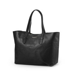Elodie Details - Torba dla mamy Black Leather