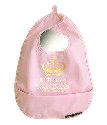 Elodie Details - śliniak Petit Royal Pink