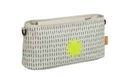 Lassig - Casual Label Organizer do Wózka Dots & Strokes sand