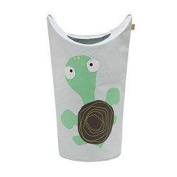 Lassig - Kosz na zabawki lub pranie Wildlife Żółw