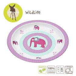 Lassig - Talerz Wildlife Słoń
