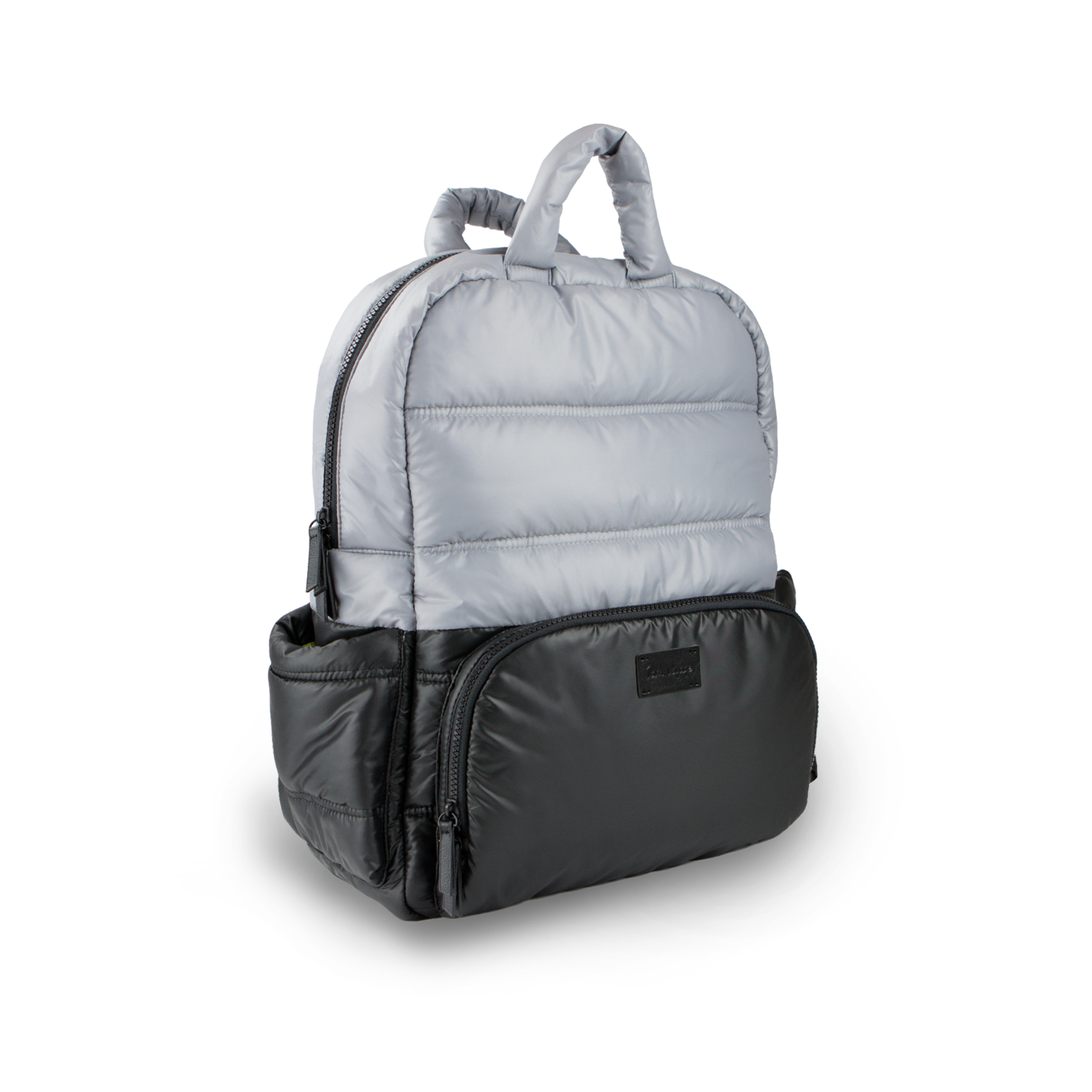 7AM - Plecak BK718 BackPack Black Cement