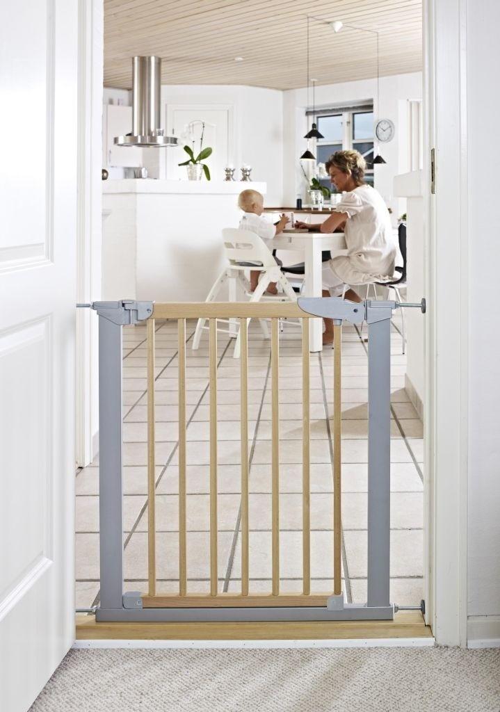 Baby Dan - Bramka ochronna AVANTGARDE Buk + 4 rozszerzenia