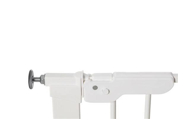 Baby Dan - Bramka ochronna PREMIER + 5 rozszerzeń, biały