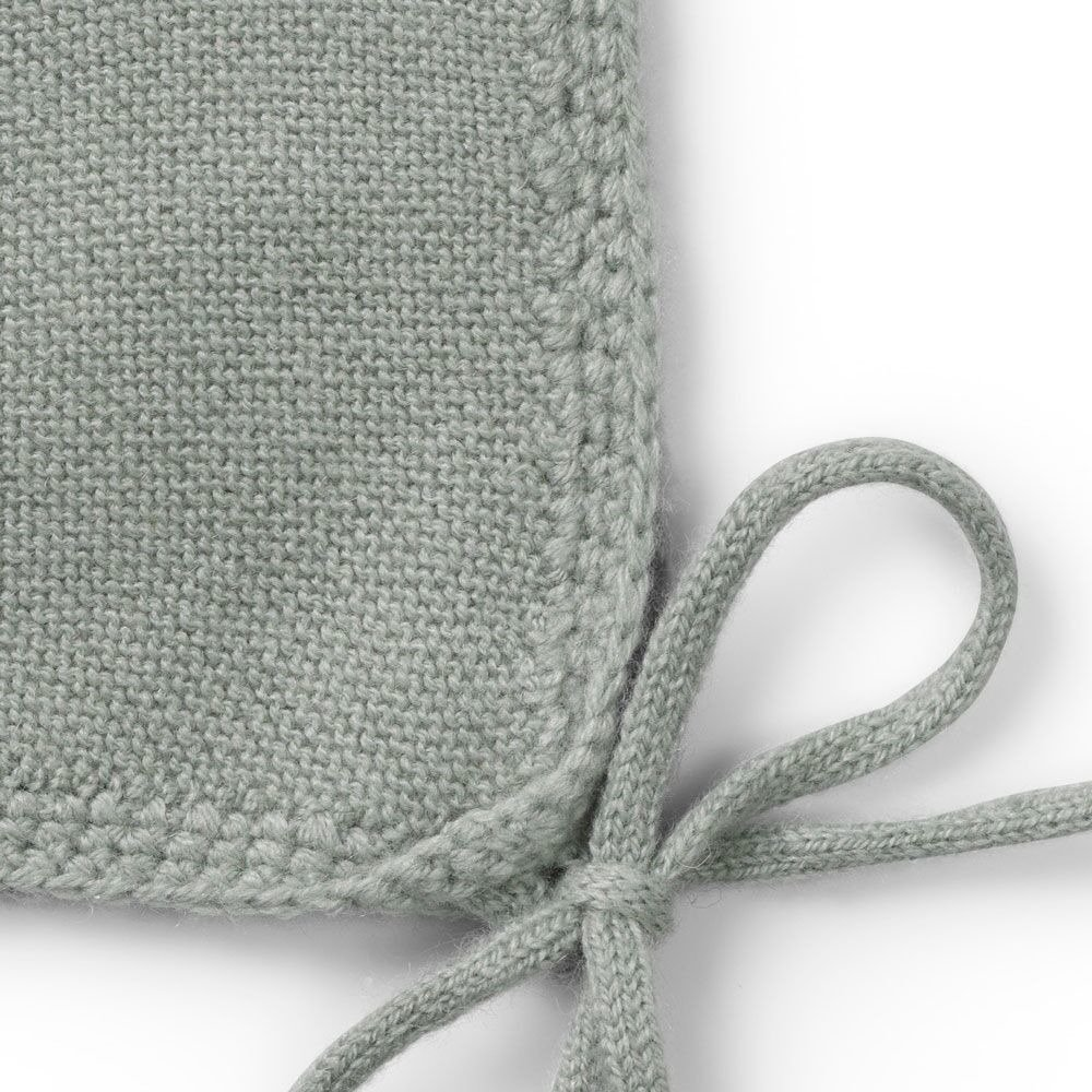 Elodie Details - Czapka Vintage - Mineral Green 6-12 m-cy