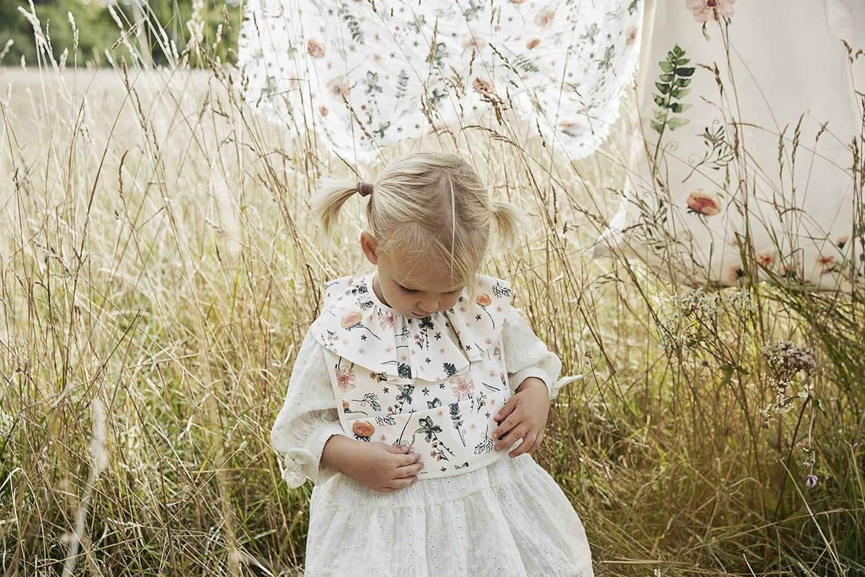 Elodie Details - Kocyk Bambusowy - Meadow Blossom