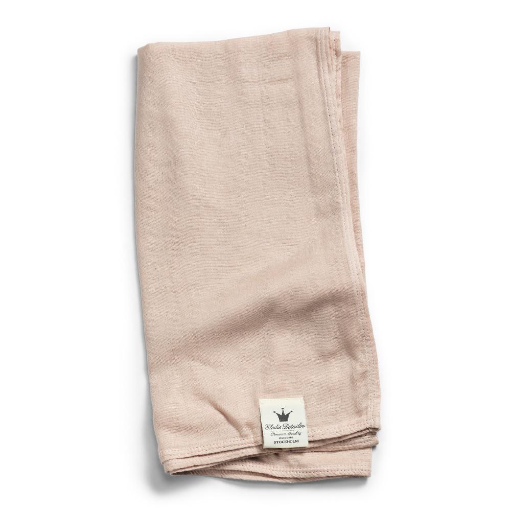 Elodie Details - Kocyk Bambusowy Powder Pink
