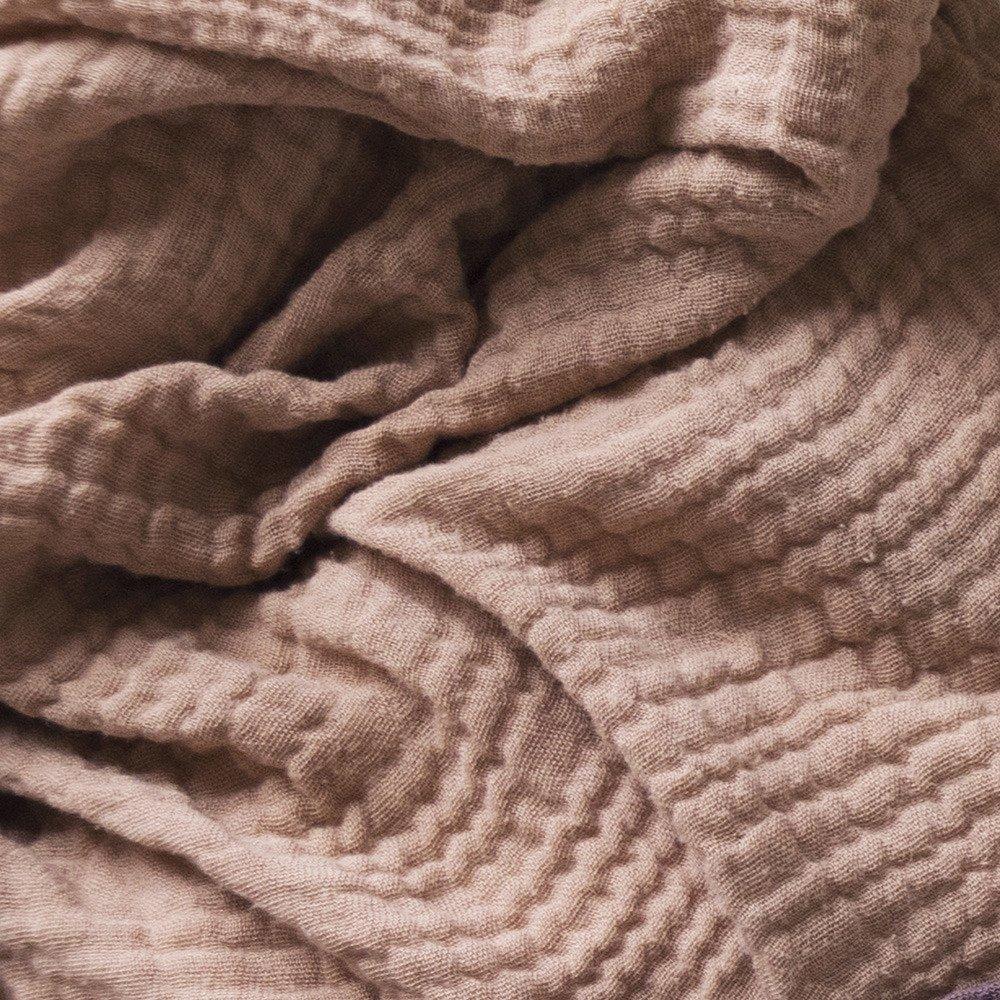Elodie Details - Kocyk bambusowy - Faded Rose