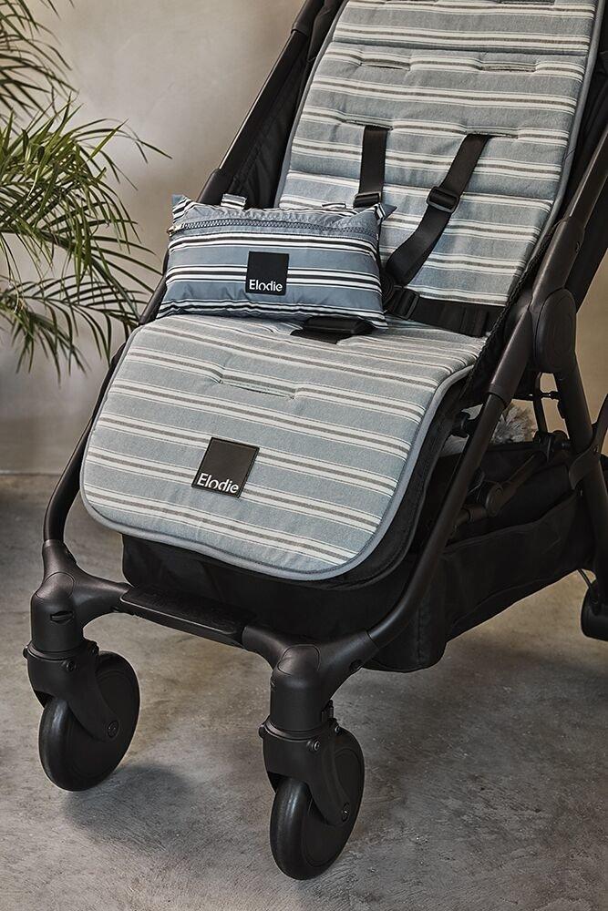 Elodie Details - Miękka wkładka do wózka - Sandy Stripe