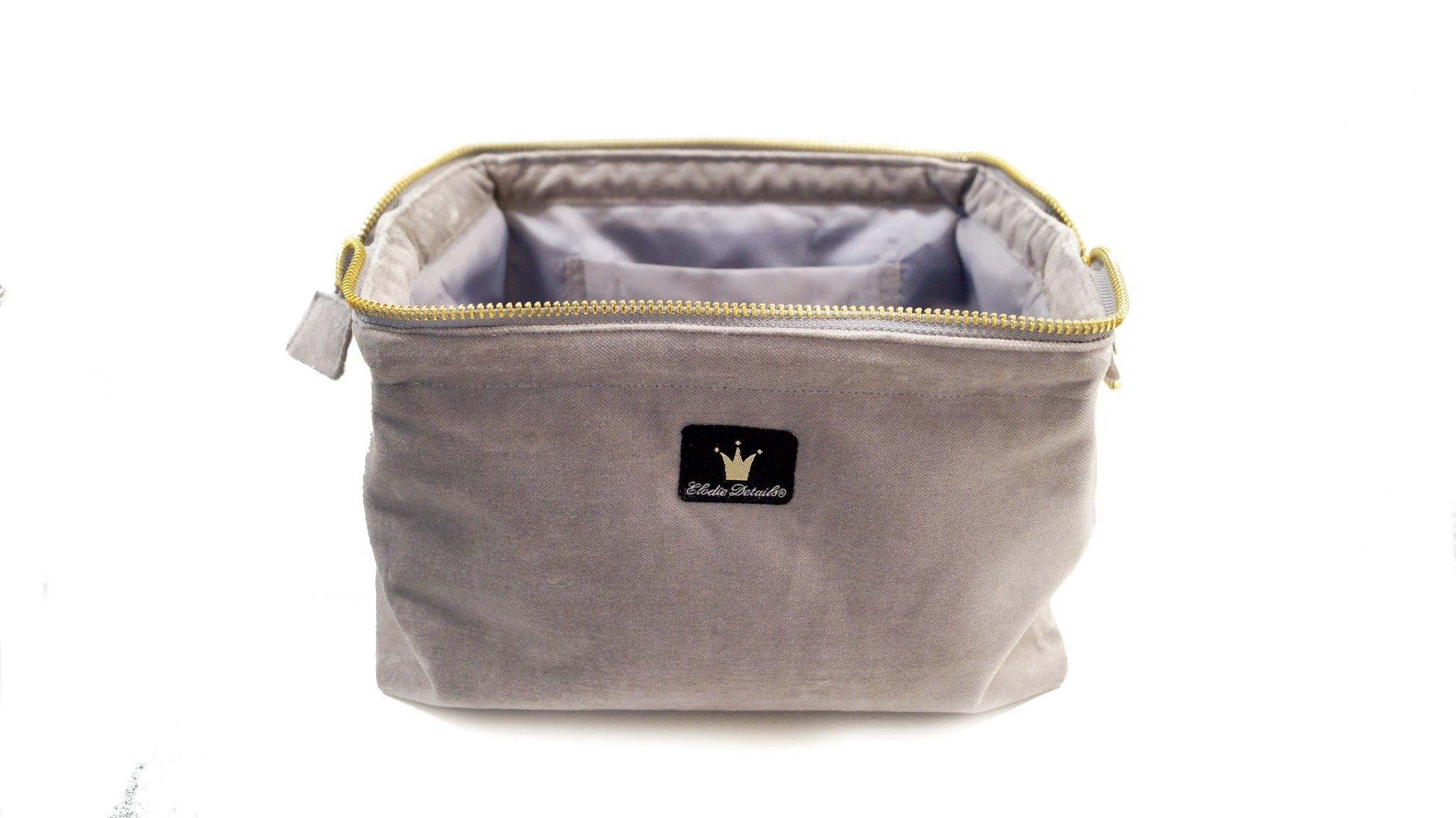 Elodie Details - Organizer Zip&Go Marble Grey