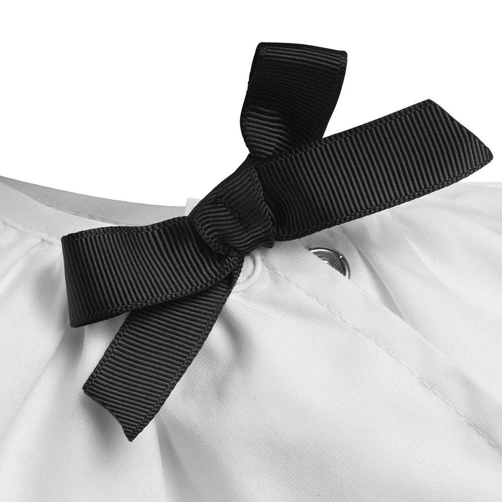 Elodie Details - Śliniak Pierrot - Vanilla White