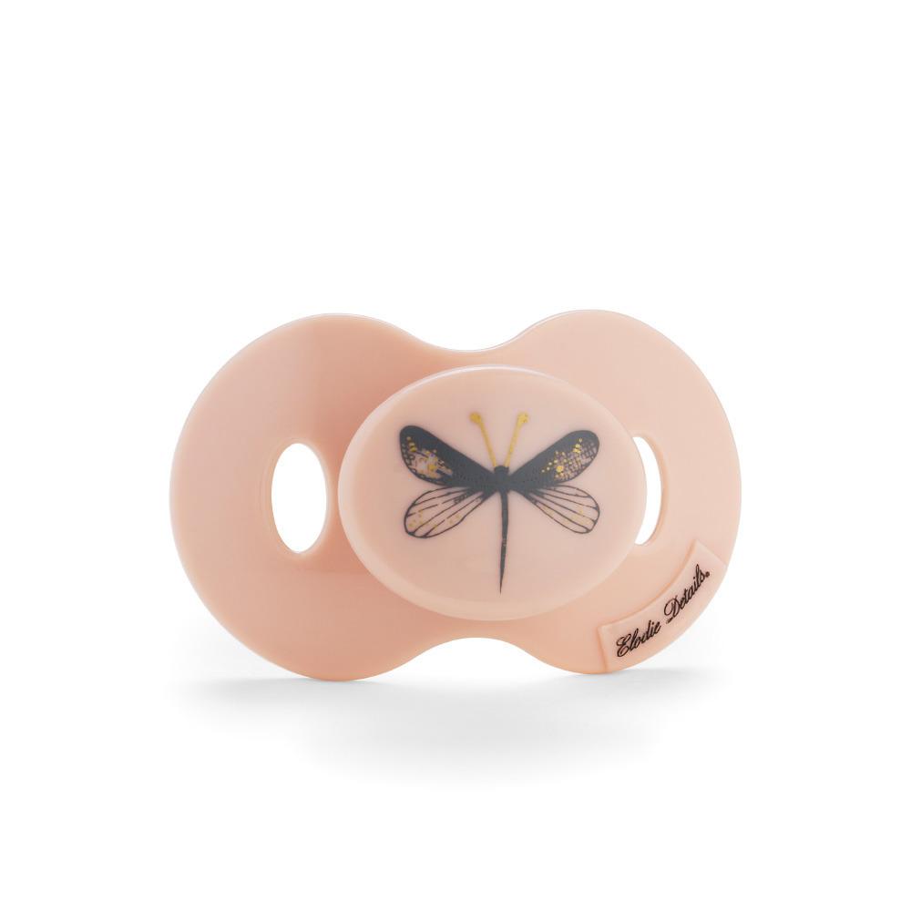Elodie Details - Smoczek uspokajający 3 m+, Dragon Fly