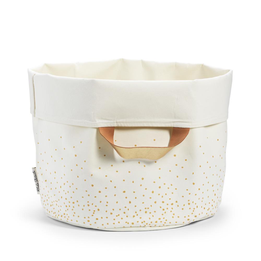 Elodie Details - pojemnik StoreMyStuff™ Gold Shimmer