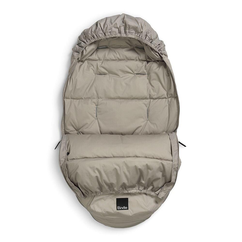 Elodie Details - puchowy śpiworek do wózka - Moonshell