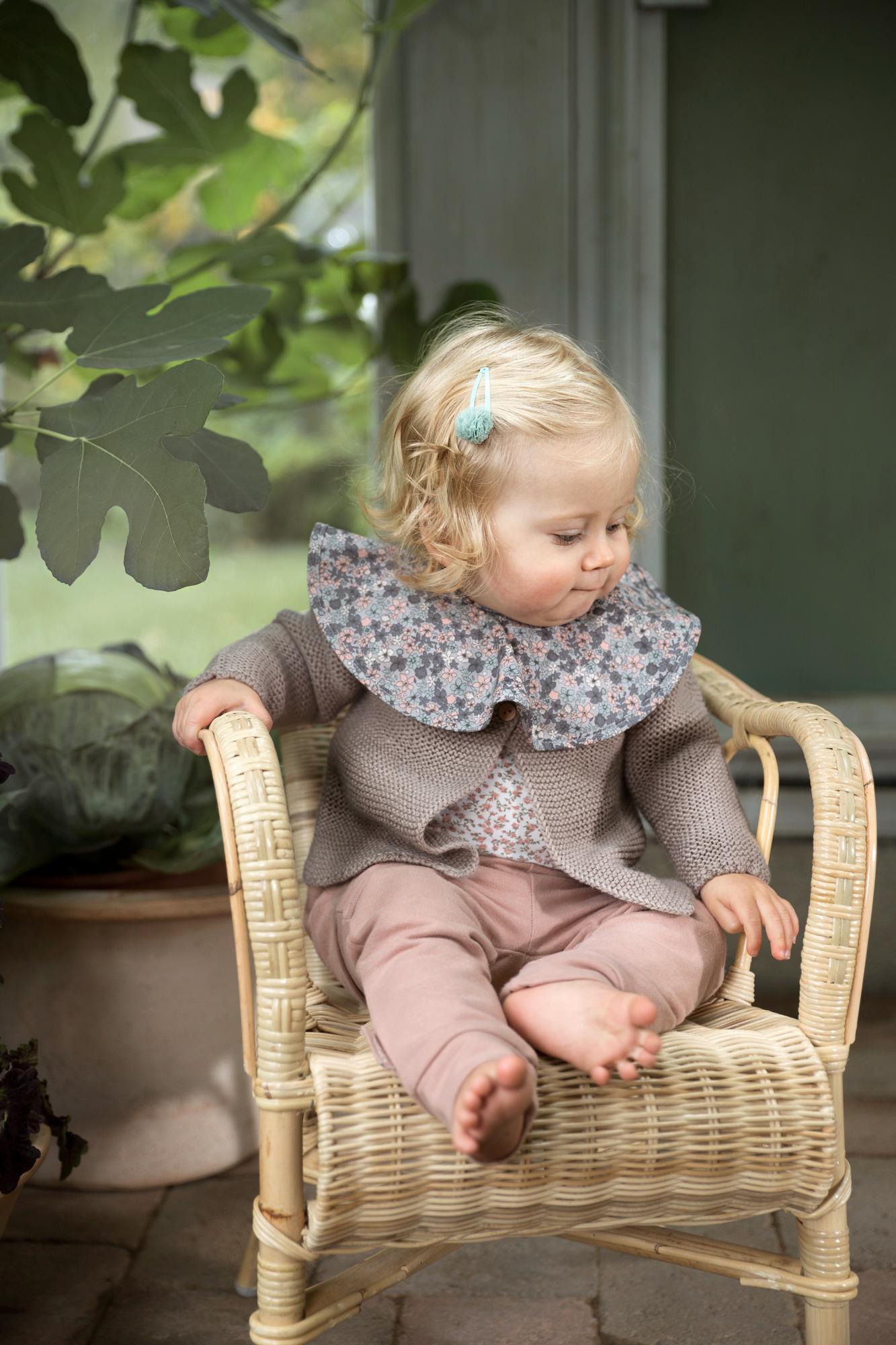 Elodie Details - śliniak Pierrot Petite Botanic
