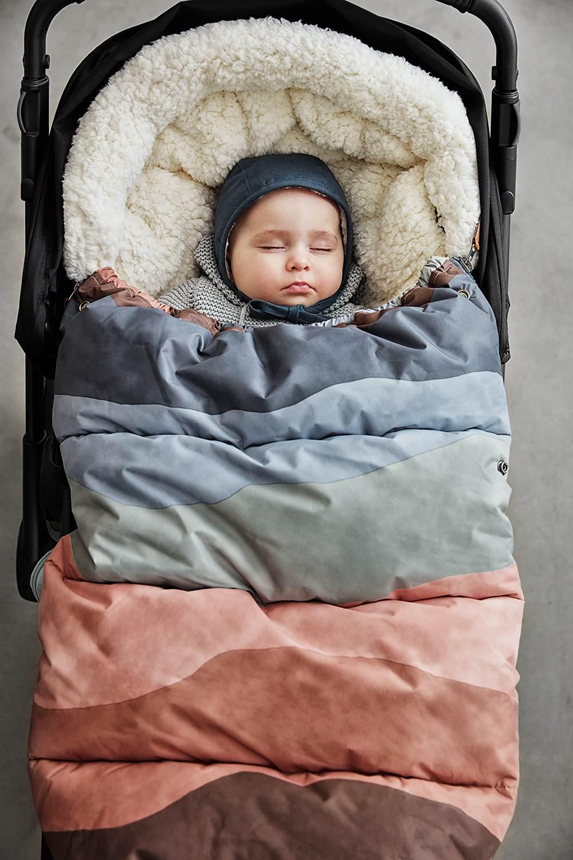 Elodie Details - śpiworek do wózka - Winter Sunset