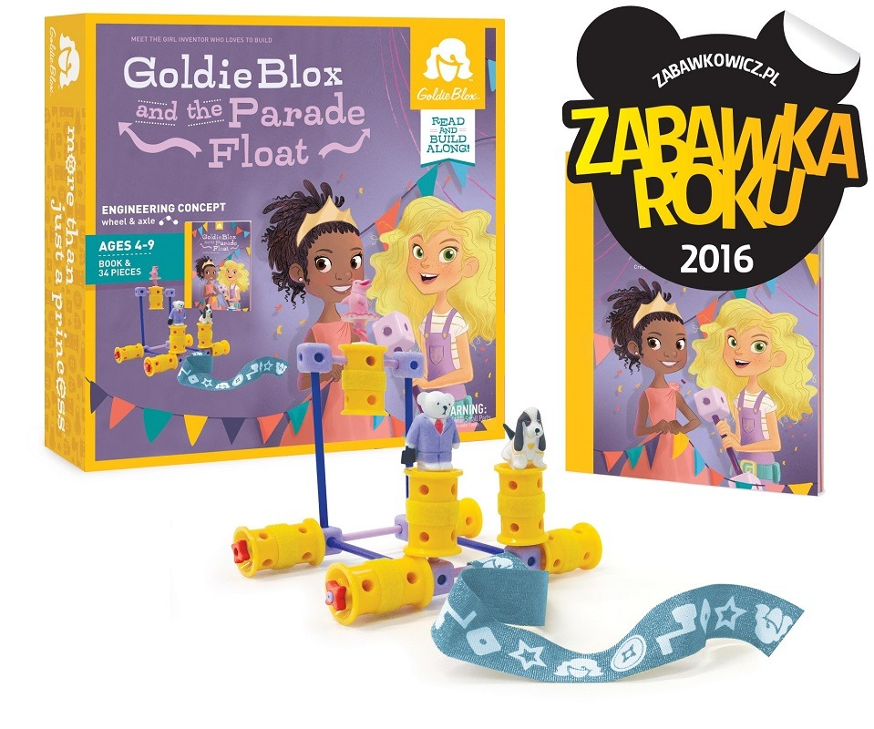 GoldieBlox - Parada