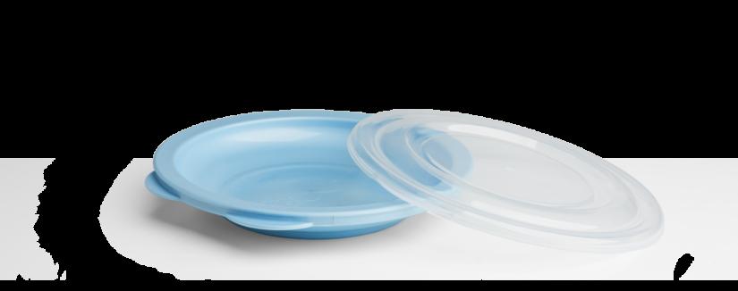 Herobility - HeroEcoFeeding - zestaw obiadowy - różowy