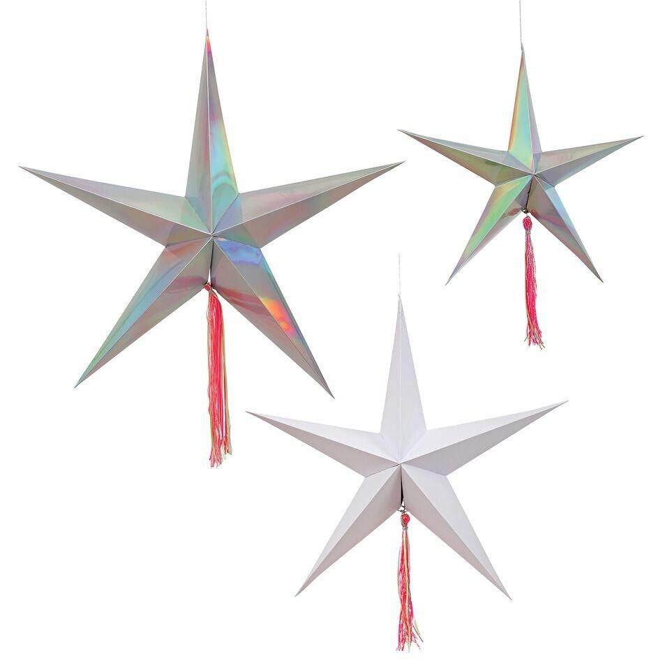 Meri Meri – Gwiazdy papierowe