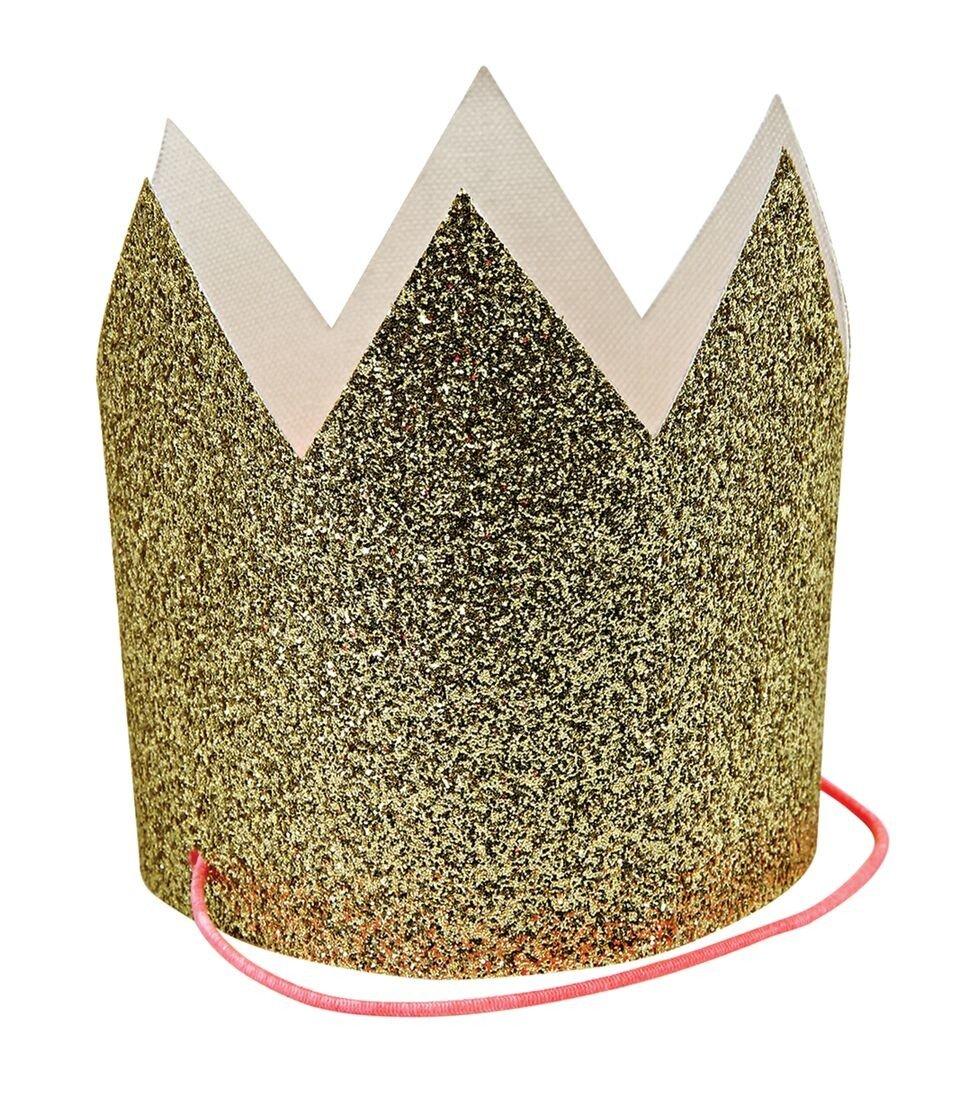 Meri Meri – Mini Korony złote