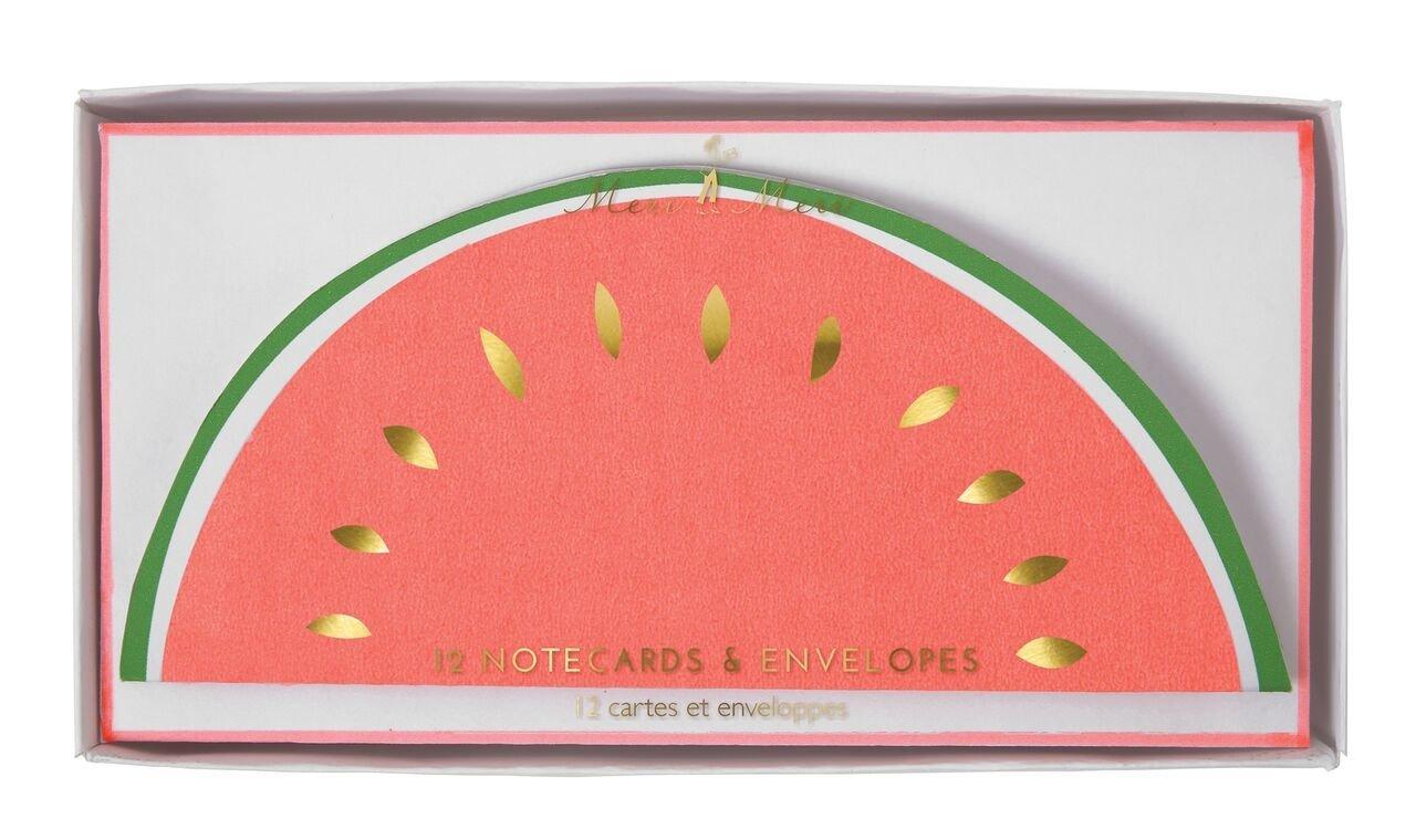 Meri Meri – Zestaw kartek ozdobnych Owoce