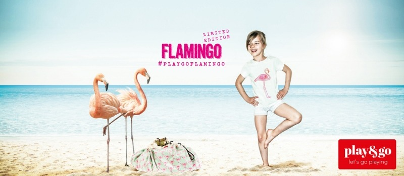 Play&Go - Worek Flaming