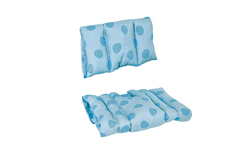 Poduszka do krzesła DanChair - ELEFANASTIC - Niebieska