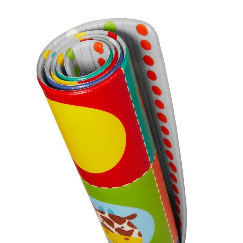 Skip Hop - Dwustronny dywan piankowy Zoo