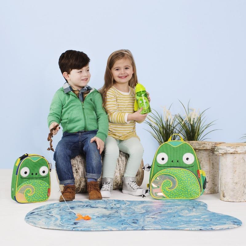 Skip Hop - Plecak Zoo Kameleon