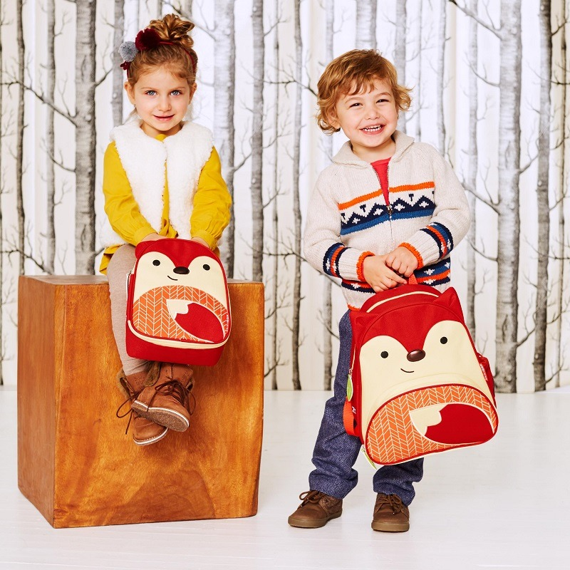 Skip Hop - Plecak Zoo Lisek