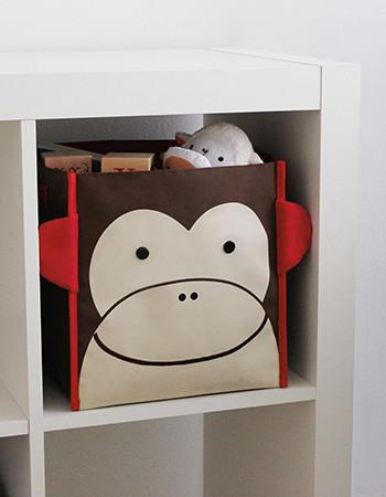 Skip Hop - Pudełko Zoo Małpa Jumbo