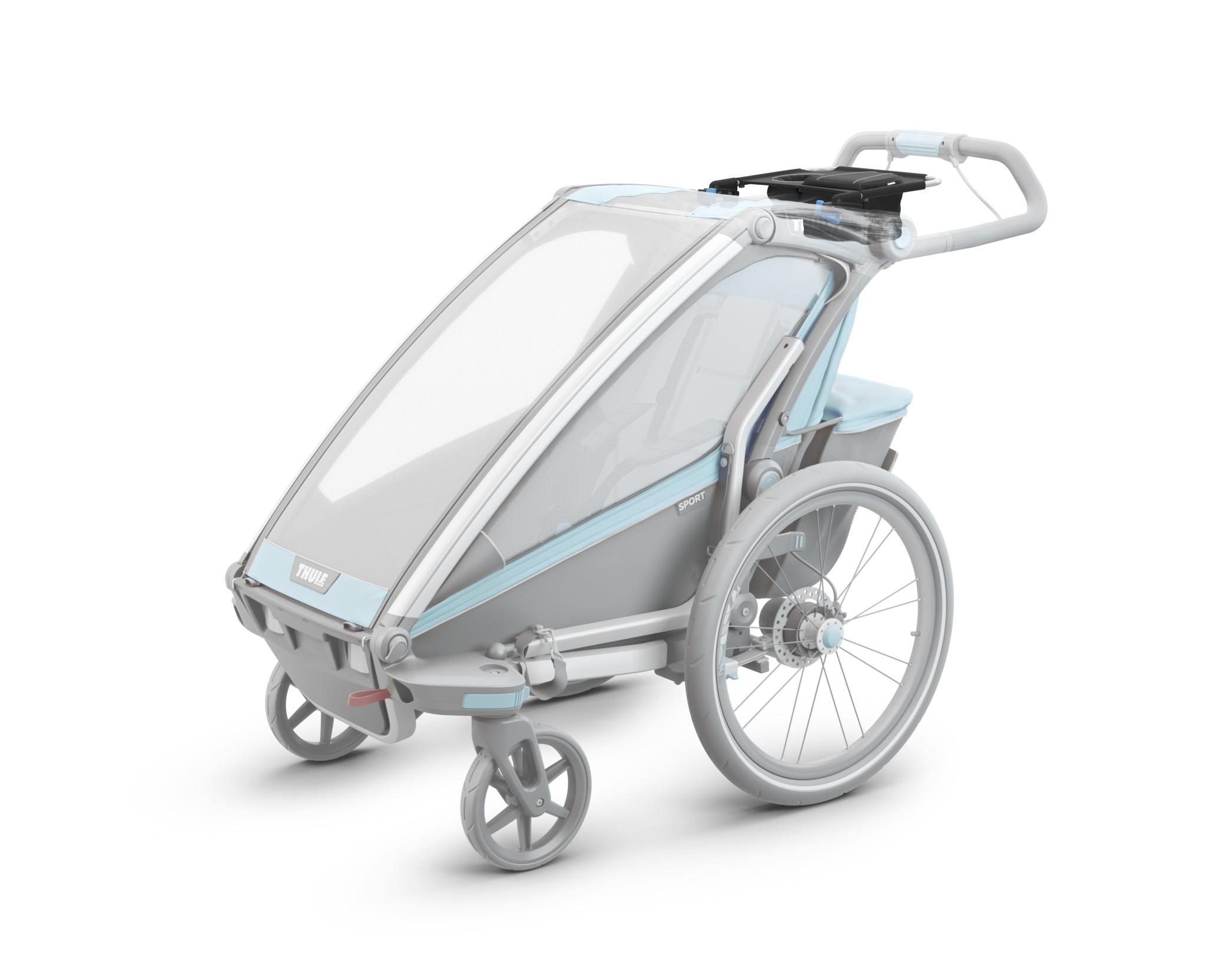 THULE Chariot - Konsola do wózków pojedynczych
