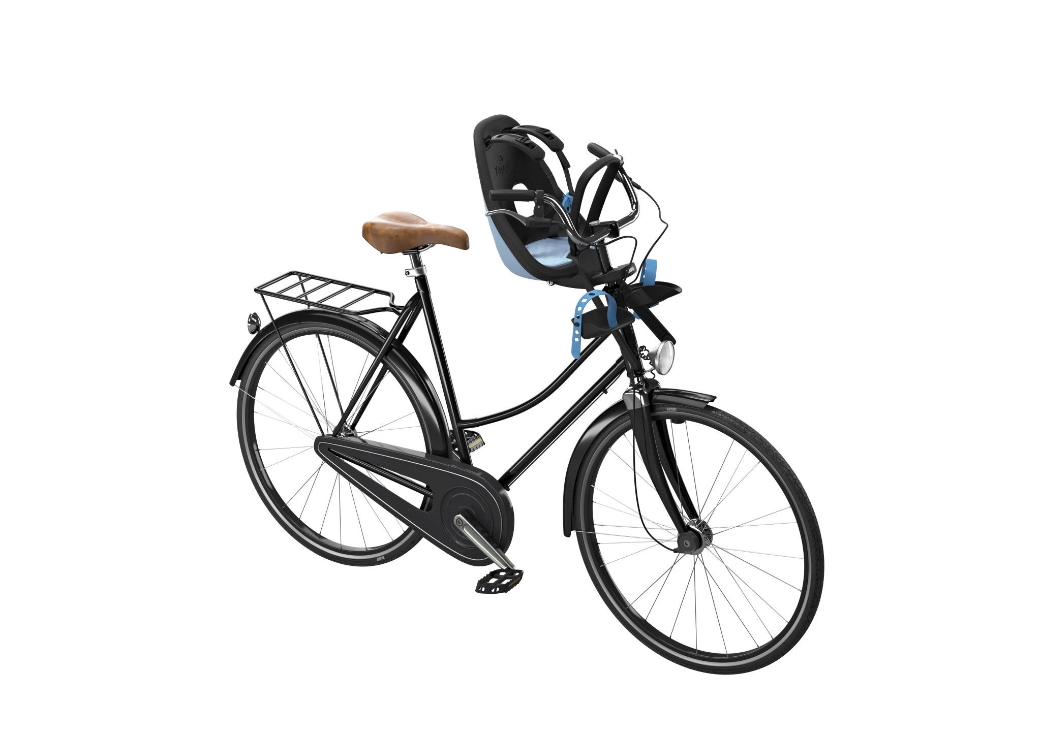 THULE - Yepp Nexxt Mini fotelik rowerowy - niebieski