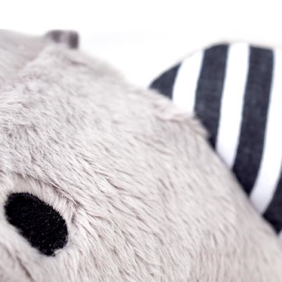 Whisbear - Szumiący Miś z funkcją CRYsensor turkus