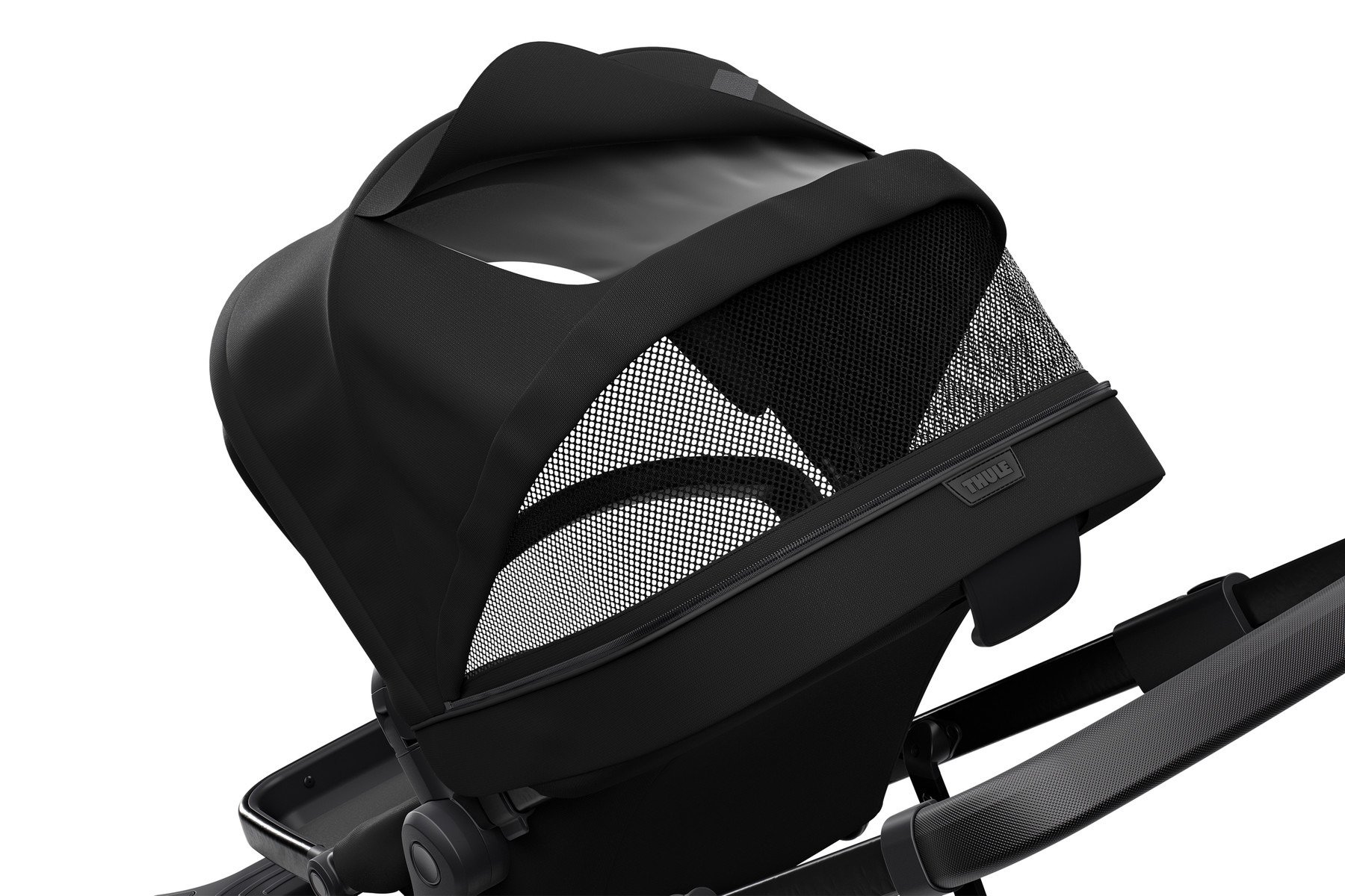 Wózek spacerowy Thule Sleek Black on Black