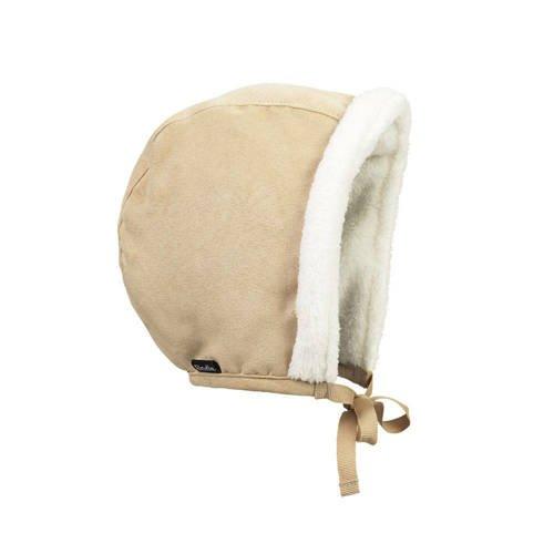 Elodie Details - Czapka Winter Bonnet - Alcantara - 3-6 m-cy