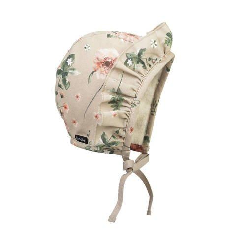 Elodie Details - Czapka Winter Bonnet - Meadow Blossom - 0-3 m-ce