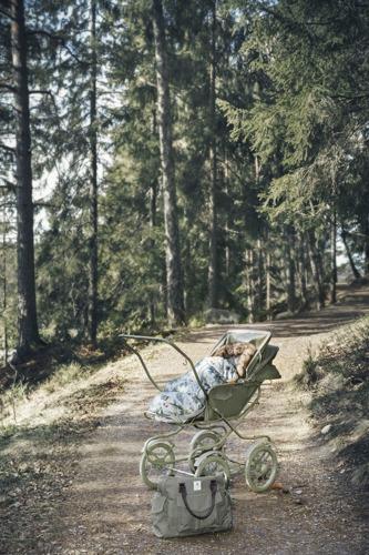Elodie Details - Śpiworek do wózka Forest Flora