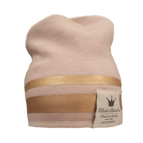Elodie Details - czapka Gilded Pink, 0-6 m-cy