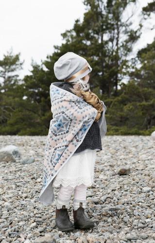 Elodie Details - kocyk polarowy Bedouin Stories
