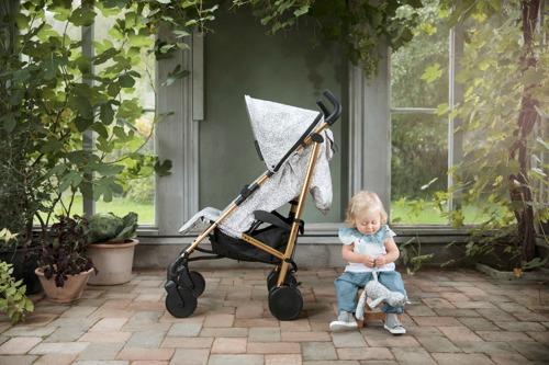 Elodie Details - wózek spacerowy Stockholm Stroller 3.0 Dots of Fauna