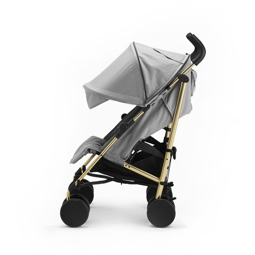 Elodie Details - wózek spacerowy Stockholm Stroller Golden Grey